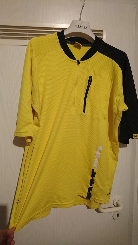 "Mavic Enduro Shirt ""Gr XL"""