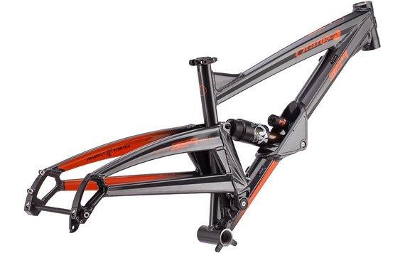 Orange Bikes 329 Frame