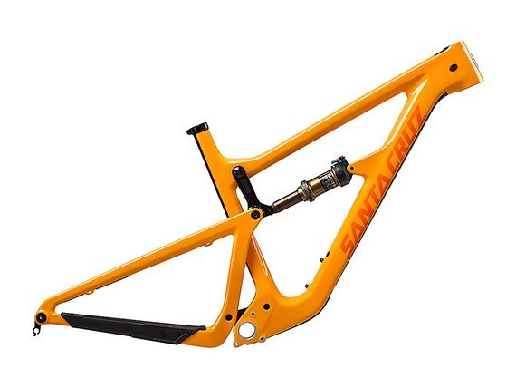 "Santa Cruz HIGHTOWER 1 CC Rahmenkit Größe S 29"" orange"