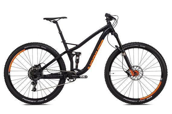 """NS Bikes Snabb Plus 2 All MTN/Trail Expert 29""""/650B+ 2017"""