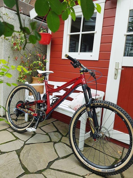 Propain Tyee L custom bike MTB/Enduro/Freeride