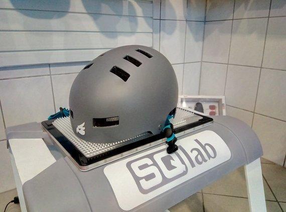 Bluegrass Super Bold Dirt Helm Grau Small 51-55cm