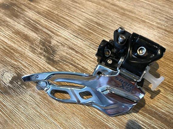 SRAM X.9 Umwerfer 3x10