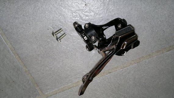 SRAM X9 3x10 Low-Direct-Mount Umwerfer