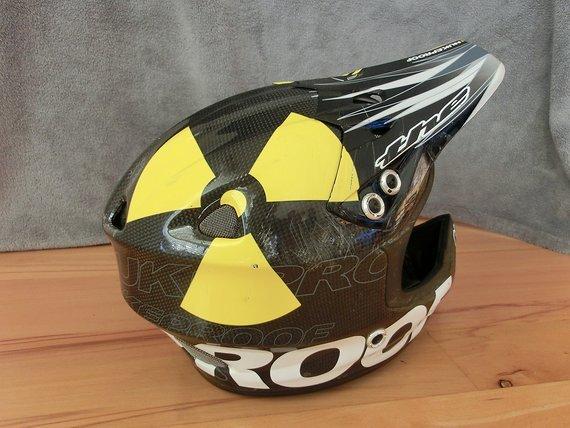 The DH/FR Fullface Helm