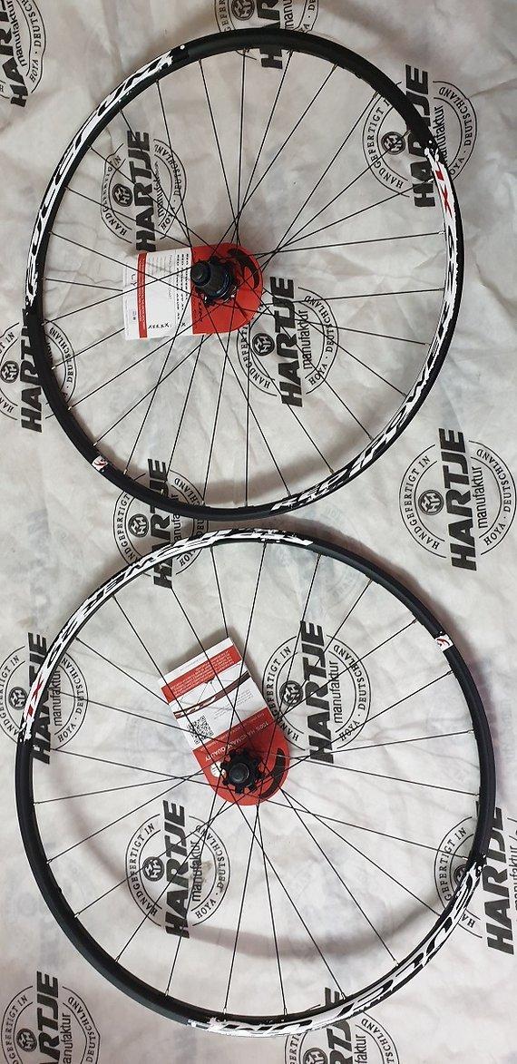 Fulcrum Red Power XL 29er Laufradsatz Neu Shimano