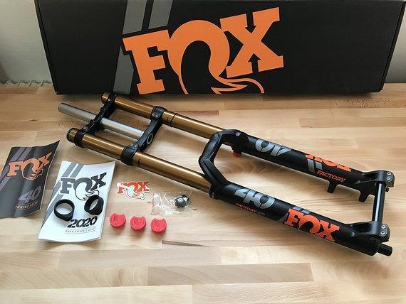 """Fox 40 Factory 2020 27,5"""" *NEU*"""