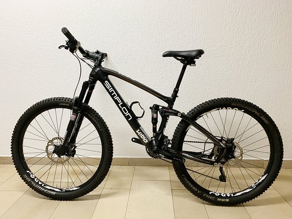 Simplon Kibo Carbon 275 RH 38