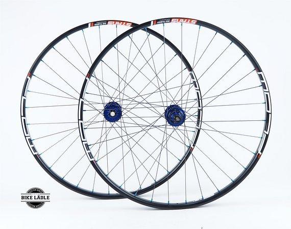 """Notubes ZTR Flow MK3 Laufradsatz 26"""" / 27,5"""" / 29"""" mit Tune King Kong Naben / Bike-Lädle Laufradbau"""