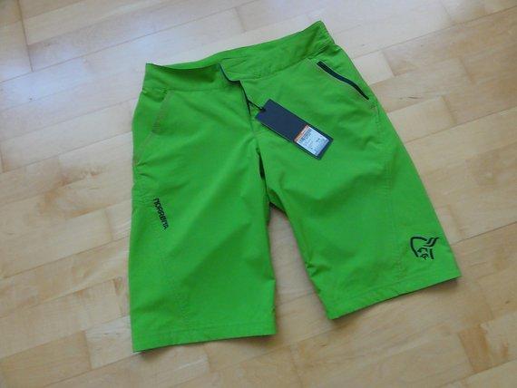 Norrøna /29 Flex1 Shorts Ws/ Damen xs grün