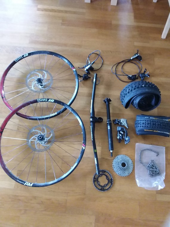 Shimano Complete Groupset