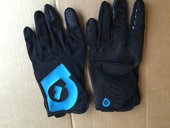 661 SixSixOne SixSixOne Raji Handschuhe Gr.XL Downhill Freeride Dirt Mtb