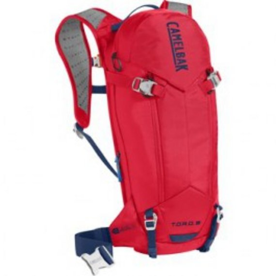 Camelbak Hydration Pack T.O.R.O PROTECTOR 8 Racing Red/Pitch Blue