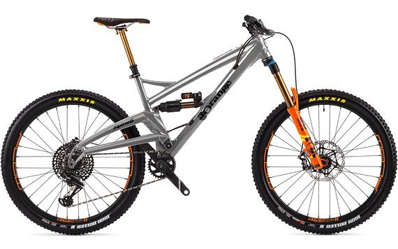 Orange Bikes Alpine 6 Factory MY2019