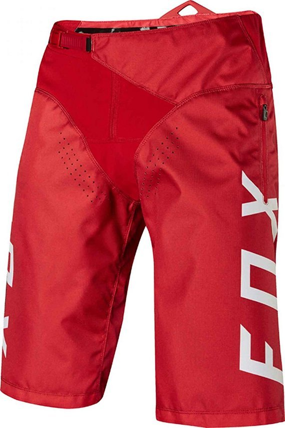 Fox Demo Shorts Gr. 32 Rot NEU & OVP
