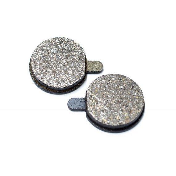 Brakepads.de Bremsbelag organisch für Zoom Scheibenbremsen 18,6mm