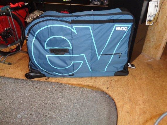 Evoc  Travelbag Bike Travelbag incl zubehör