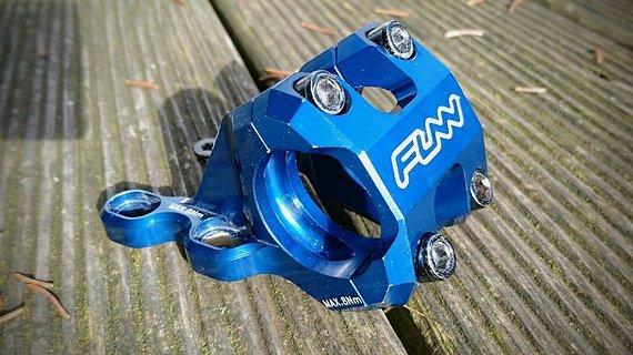 Funn RSX III direct mount 42-50mm Vorbau,  NEU!!
