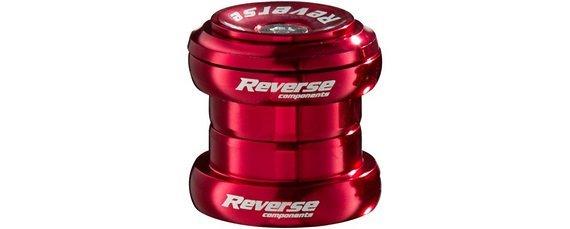 "Reverse Components Twister Headset 1 1/8"" Klassisch rot *Sonderpreis!*"