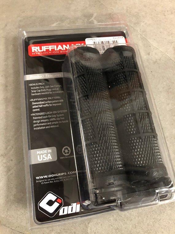 ODI Ruffian MX Bonus Pack Griffe