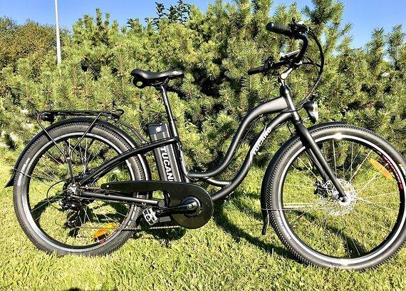 Tucano MONSTER XR, with Bafang 500W motor, new e-bike