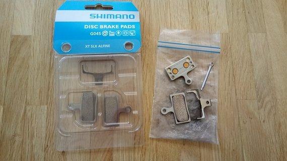 Shimano G04S