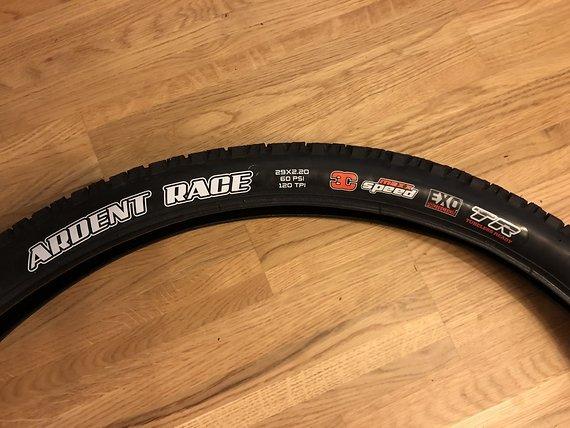 Maxxis Ardent Race 29 x 2,20 3C Maxx Speed EXO TR