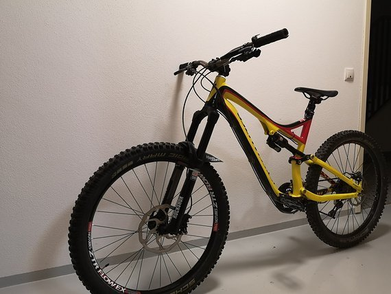 Specialized Stumpjumper fsr comp evo, RS Pike RTC 3, RS Monarch Plus