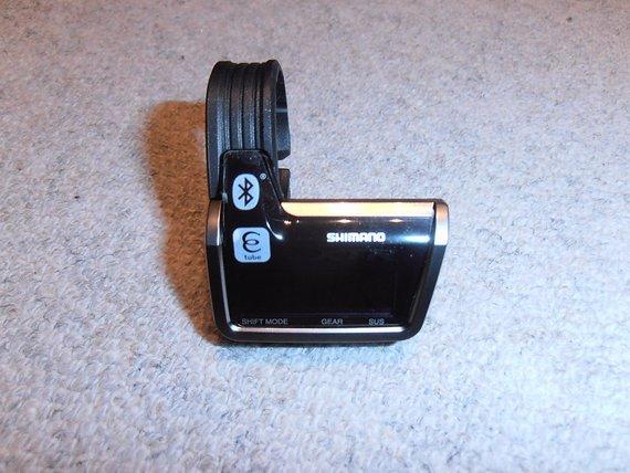 Shimano XTR Di2 SC-M9051 Informations Display Bluetooth ANT+