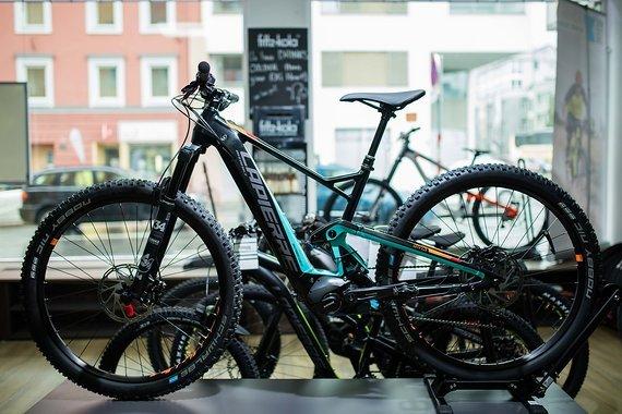 Lapierre Overvolt AM729i 2018 E-Bike Shimano Steps E8000 *Vorführrad inkl. Rechnung auf euren Namen*