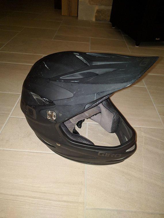 Giro Remedy Full Face Helm Gr. S Freeride Enduro Fullface