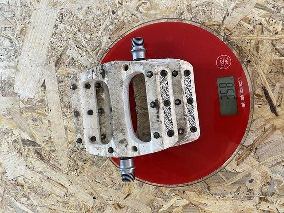 Sixpack Platformpedale Kunststoff