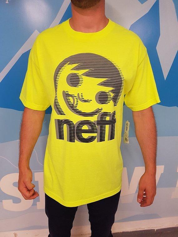 """Neff """"Corpo Blur"""" Shirt Gr. L"""