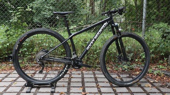 Rocky Mountain Vertex 970 RSL Carbon - Gr. M