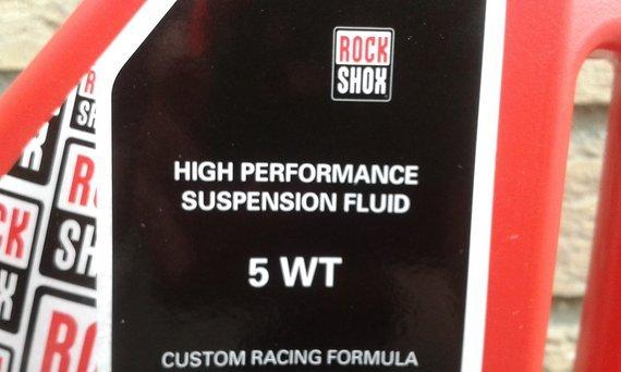 Rock Shox Suspension Oil 5WT Schmieröl Gabelöl