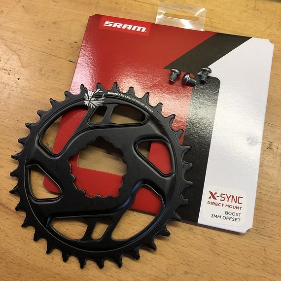 SRAM Eagle 32 Zähne Boost 3mm Offset Direct Mount X-Sync 2 GX X01 XX1 Eagle