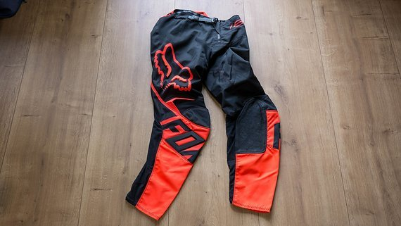 Fox Jugend Hose Orange Gr.32