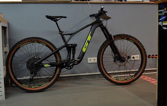 Gt Bikes Force Carbon Expert  - neuwertig