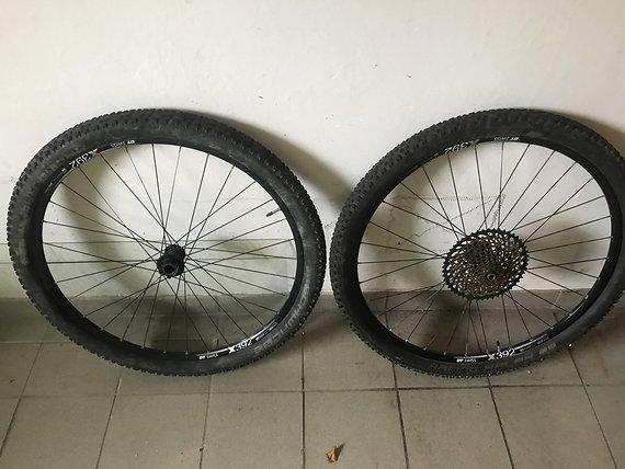 Pancho Wheels Dt Swiss Xr361 Cannondale