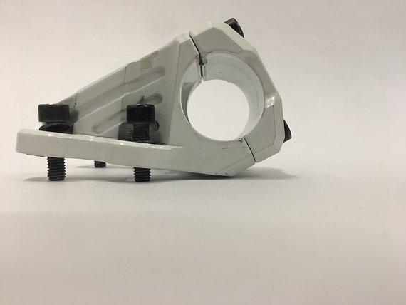 Funn direct mount 40-45 mm, 31,8 mm, weiß