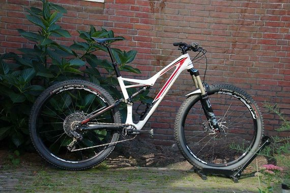 Specialized Stumpjumper FSR CARBON 2016 12x Fox 29""