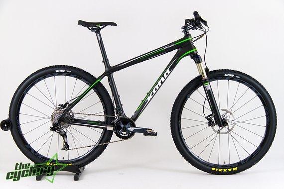 "Kona King Kahuna Cross Country Bike   Größe 19""   UVP 2.999 €"