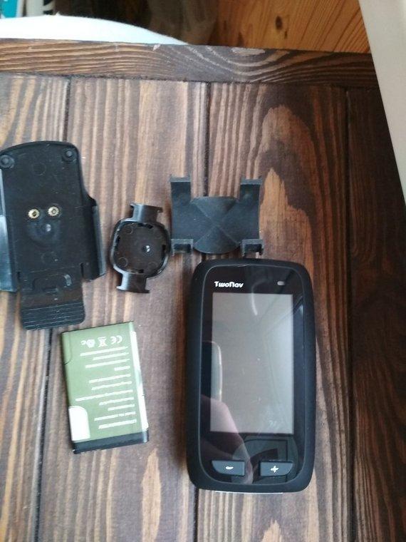 Twonav Anima+ GPS ANT+ Dual-Herzfrequenz-Monitor