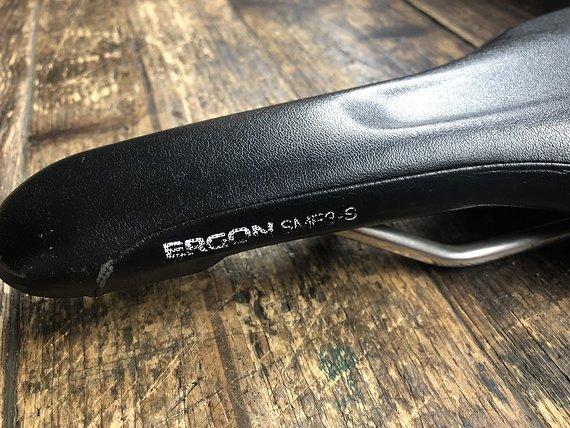 Ergon SME3 Pro Titanium Größe S Sattel