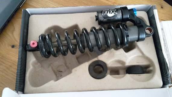 Fox  Racing Shox Fox VAN RC 241mm