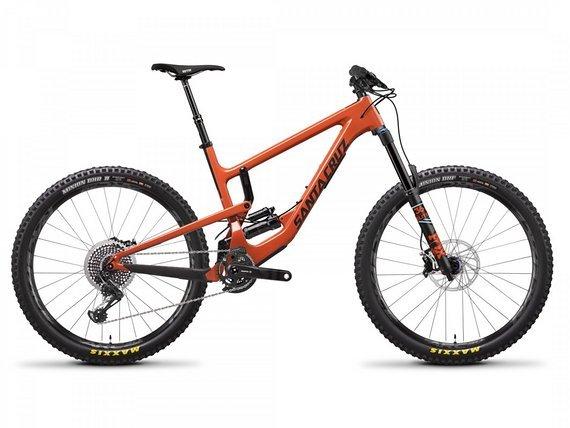 Santa Cruz Nomad CC X01 Komplettbike 2019 Größe L