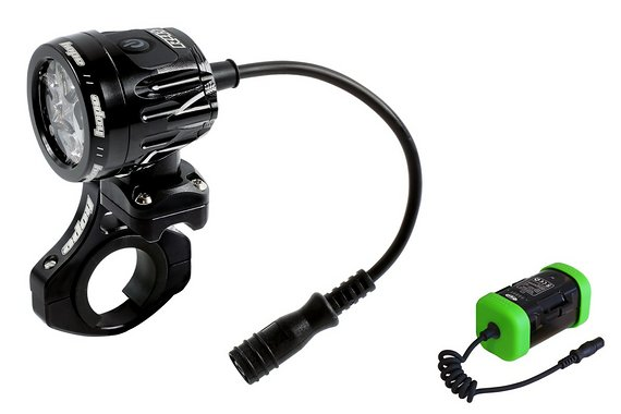 Hope Tech R4+ LED Vision - Std - (1 x 4 Cell ES Battery)