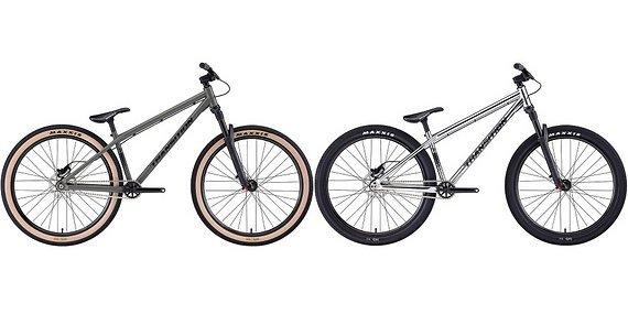 Transition Bikes Dirt Bike PBJ 2019, Gr. S, Farbe Grün
