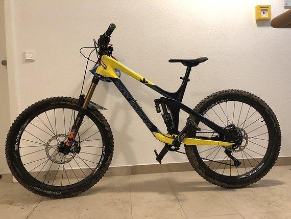 Rocky Mountain Slayer Carbon 90 790 Custom Fox 36 Grip 2 Größe L