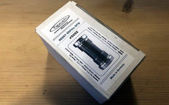 Reset Racing GXPlite Innenlager BSA 68mm/ 73mm  für SRAM/ Truvativ